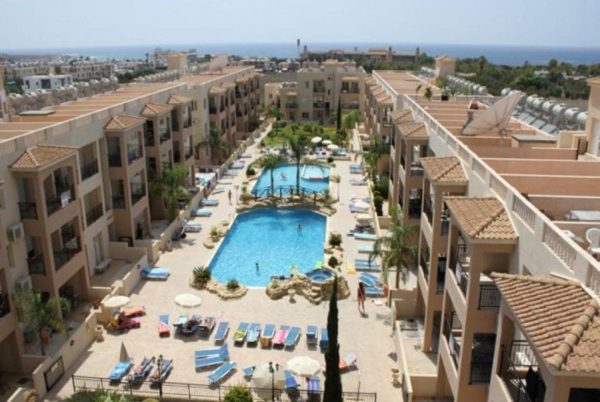 Eight available Resort Apartments for sale in Kato Paphos