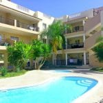 Roomy 1 Bedroom Apartment For Sale in Paphos
