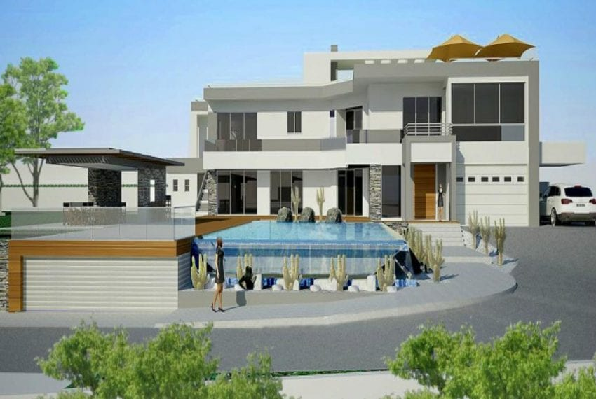 Luxury Villa For Sale In Paphos' Asprogia Village