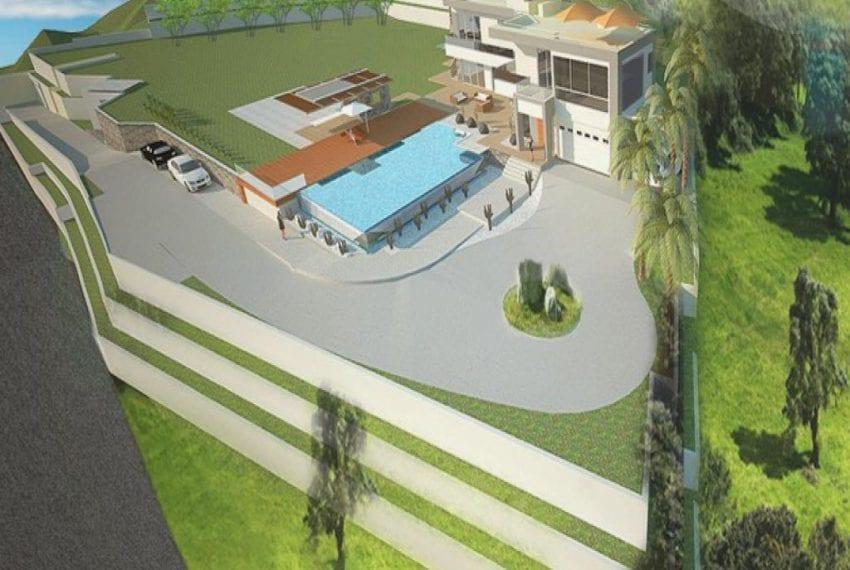 Luxury Villa For Sale In Paphos' Asprogia Village