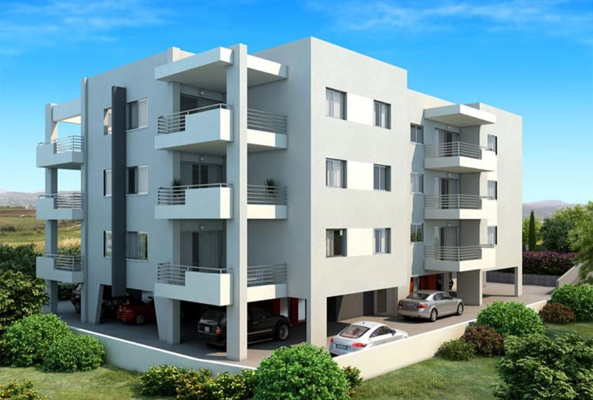Modern Residential Apartment Building for Sale in Limassol