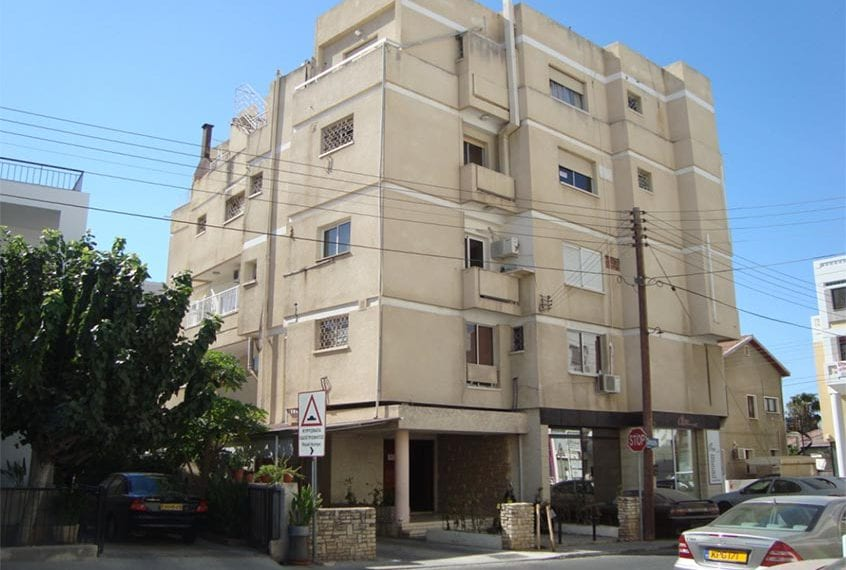 Conveniently Located Residential Apartment for Sale in Limassol