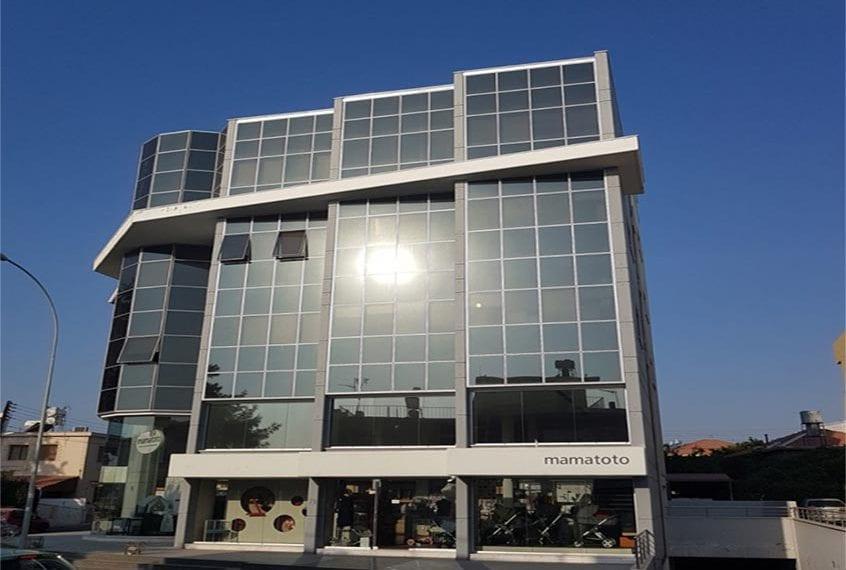Modernist Commercial Building for sale in Limassol