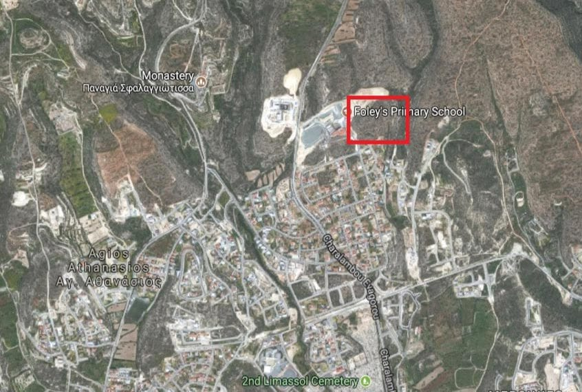 Residential Land for Sale in Germasogeia