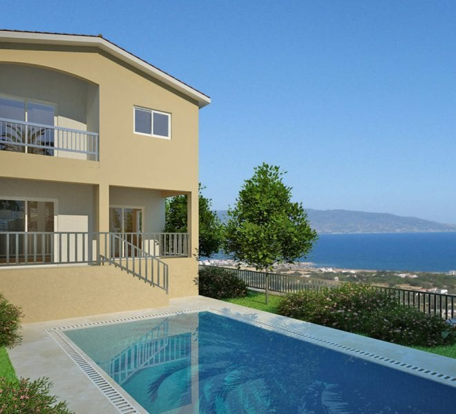 Agnades Village 4 Bedroom Villa for sale in Neo Chorio