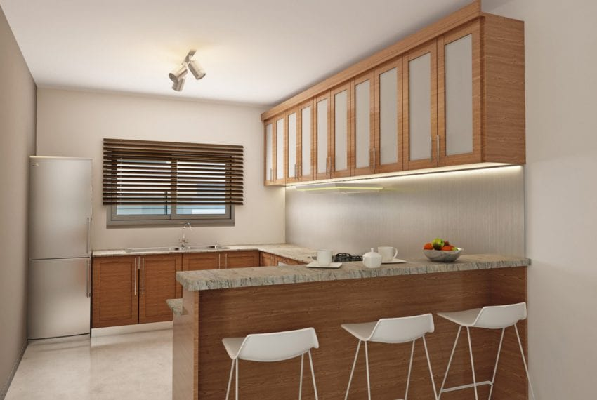 Villa for sale in Peyia's Riza Heights, Elegant living