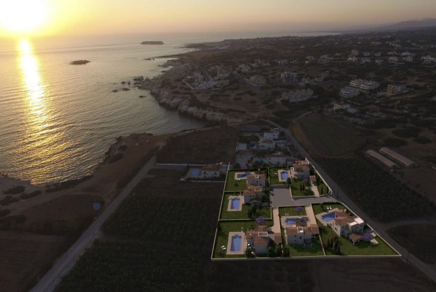 Peyia Coastal Villas - Paradise by the Sea