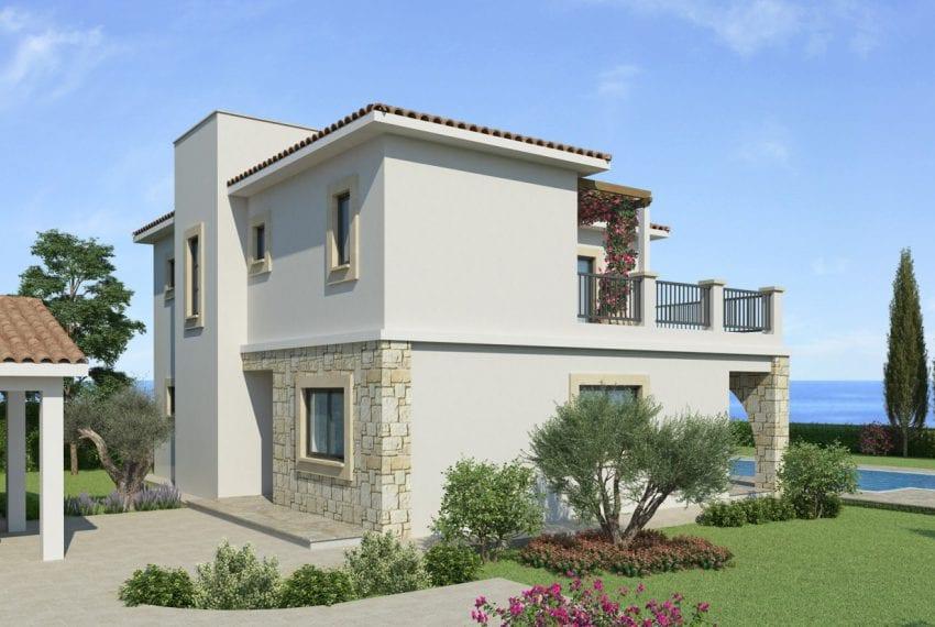 Villa for sale in Peyia's Coastal Villas - Paradise by the Sea