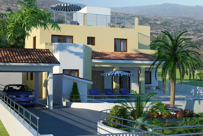 Bespoke Villa for sale in Peyia's Vrisoudia Project