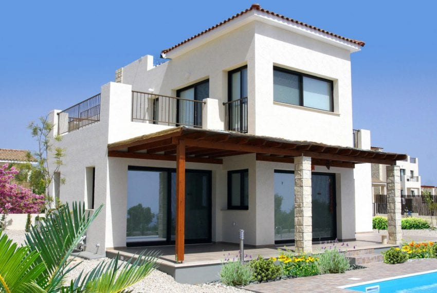 4 Bedroom Hilltop Golf Villa for sale in Paphos