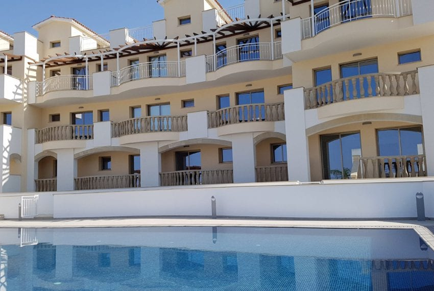 Luxury 2 Bedroom Apartment for Sale in Paphos' Pearl Park Residences