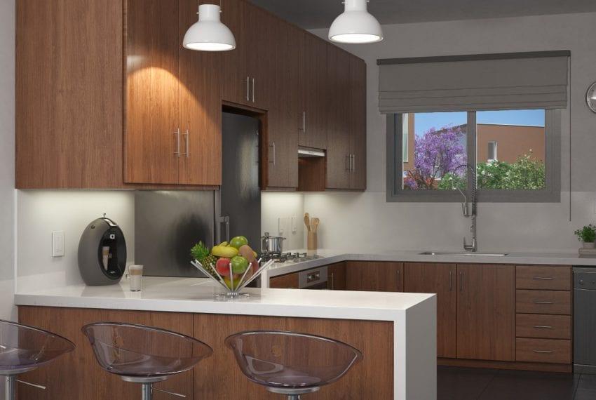 Modern 3 Bedroom Villa for sale in Paphos' Jasmine Gardens