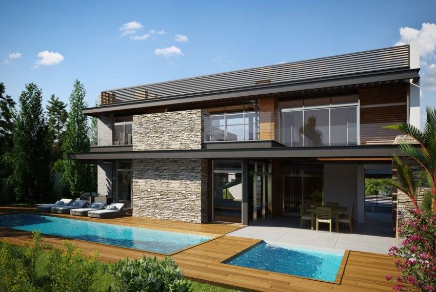 Lavish 4 Bedroom Villa For Sale in Limassol's Hill Crest Residences