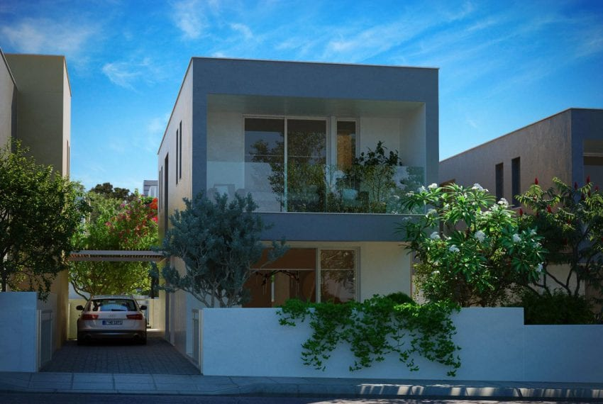 Luxury 3 Bedroom Villa For Sale in Paphos' Rose Gardens