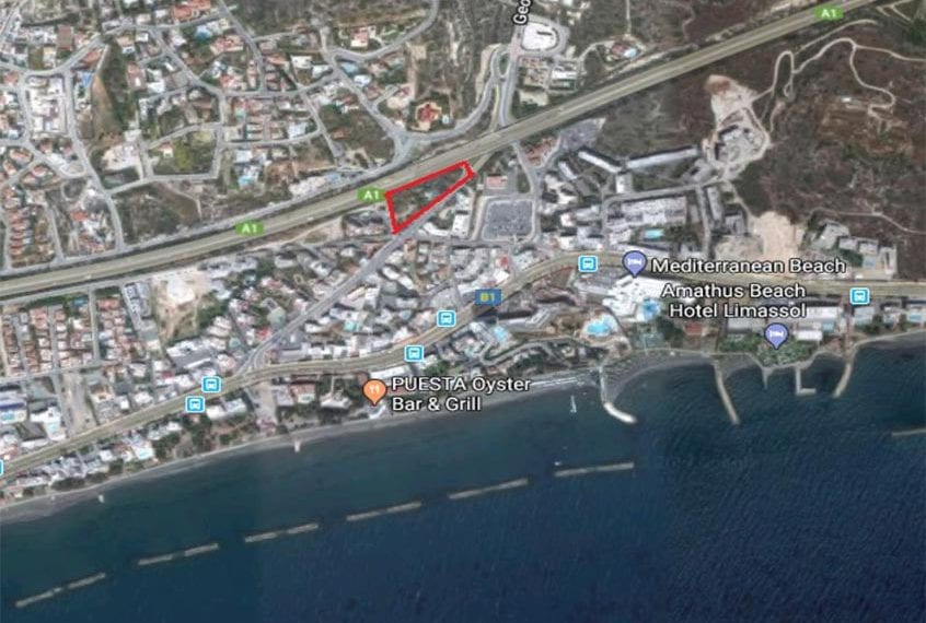 Residential Land for Sale in Limassol, Agios Tychon