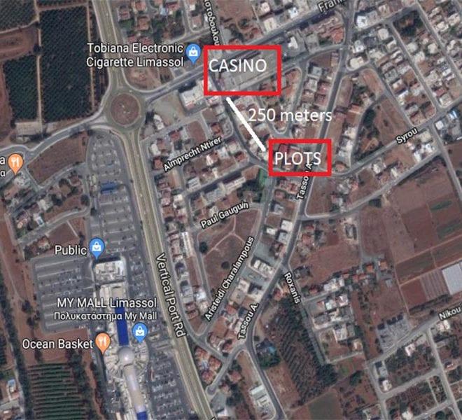 Residential Land for Sale in Limassol, Zakaki