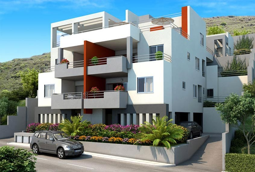 Modernistic Residential Apartment for Sale in Limassol