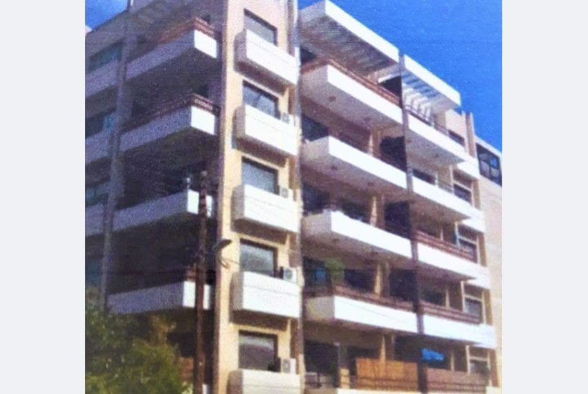 Residential Apartment for Sale in Limassol, Papas Hypermarket area