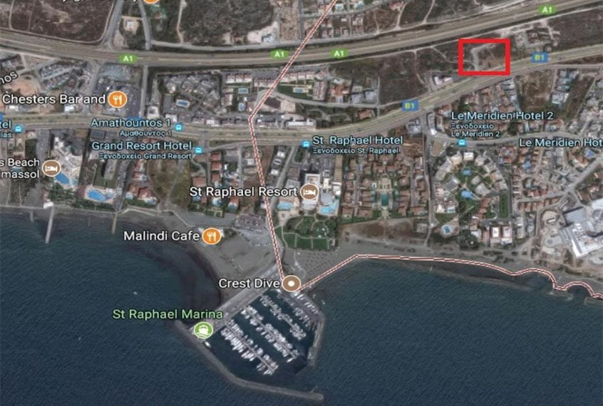 Double Plots of Land for Sale in Limassol