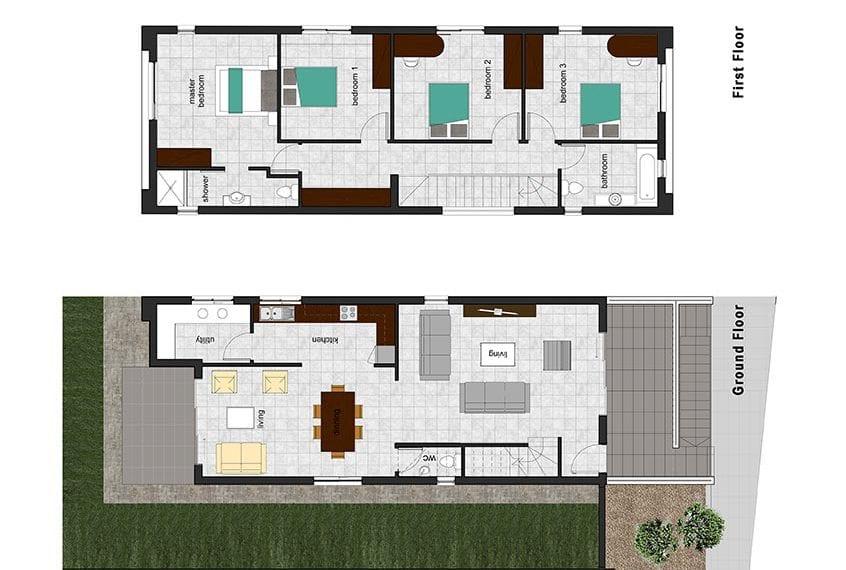 Modern Villas for sale in Paphos, Geroskipou village