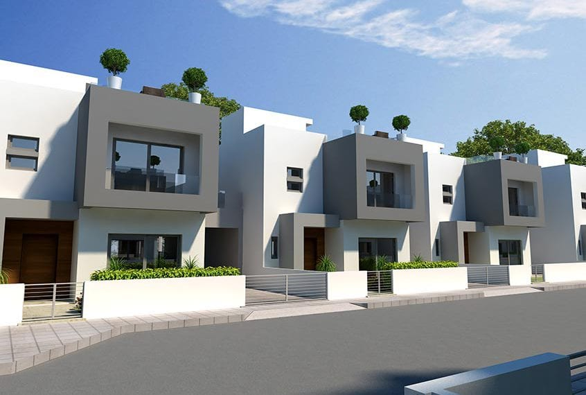 Private Detached Villa for sale in Paphos, Konia