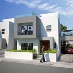 Minimalist Villa for sale in Paphos, Konia