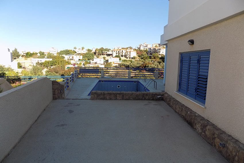 Private Villa for sale in Paphos' Tala Village with pool!