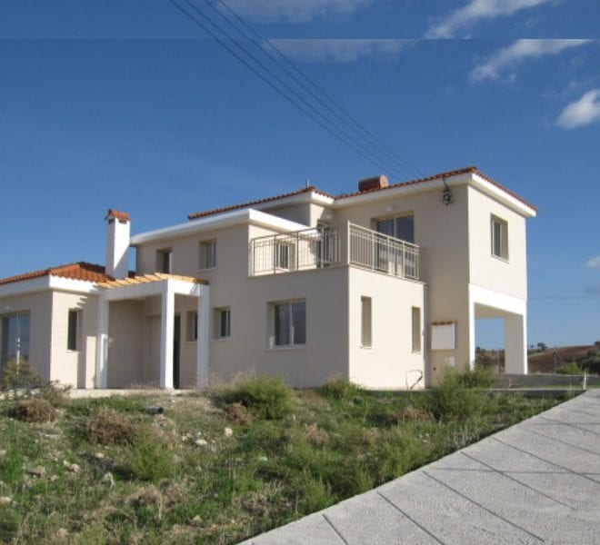 Villa for sale in Paphos' Souskiou Village