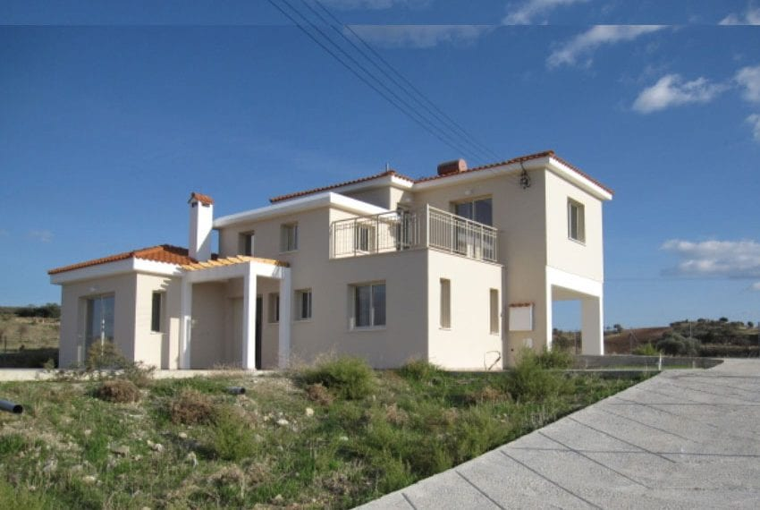 Villa for sale in Paphos' Souskiou Village