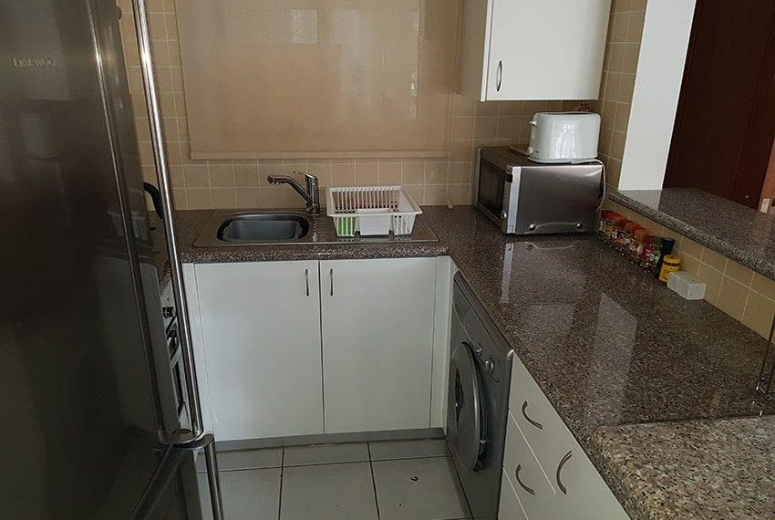 spacious garden apartment for sale in Anarita08