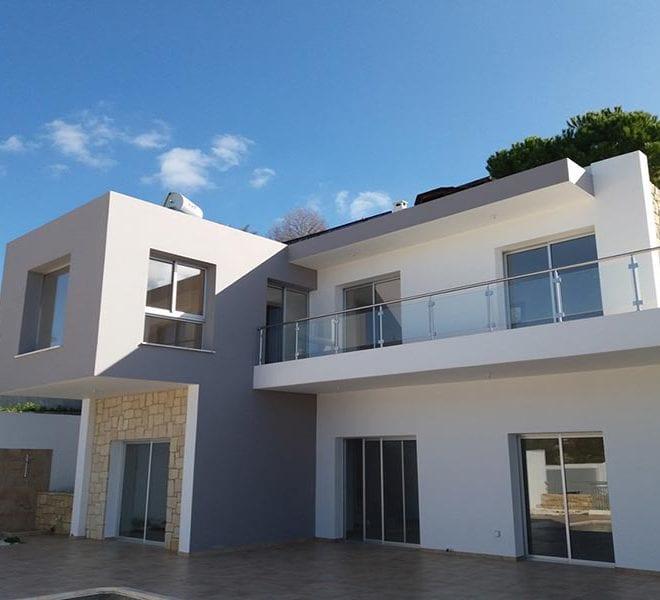 Villa for sale in Paphos' Elite Tsada Panorama B Complex
