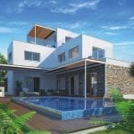 4 Bedroom Sea View Villas for sale in Paphos, Plage Residences