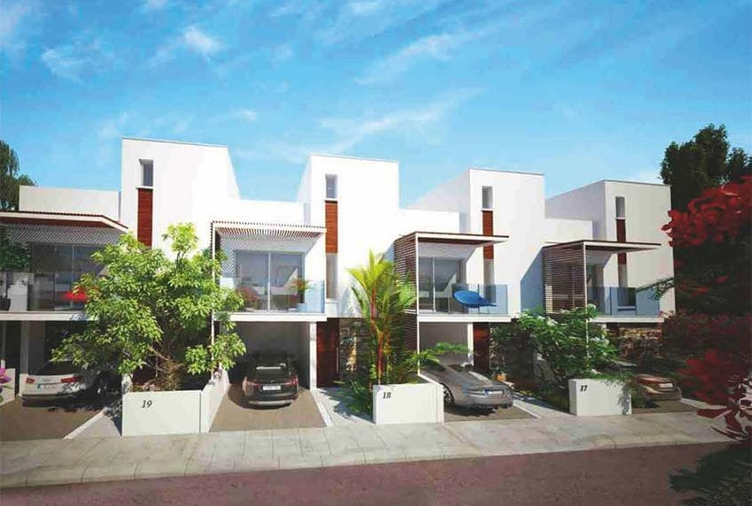 3 Bedroom Sea View Maisonettes for sale in Paphos, Plage Residences