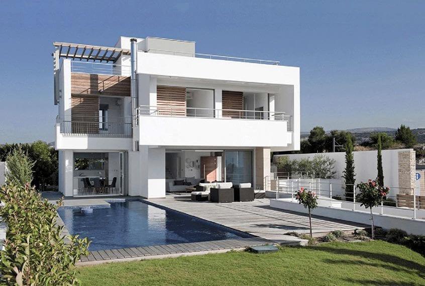 Six Luxury 4 Bedroom Villas for sale in Latchi's Akamas Bay
