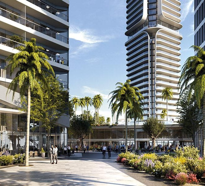 4 Bedroom Apartments For Sale in Limassol's Trilogy East Tower
