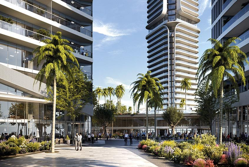 2 Bedroom Apartments For Sale in Limassol's Trilogy West Tower