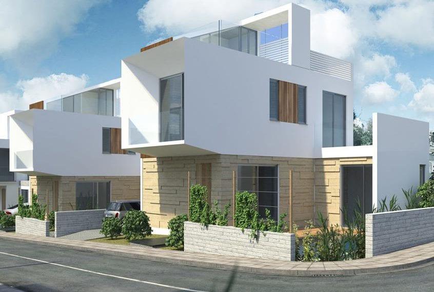 Three 3-Bedroom Villas for sale in Paphos' Konia
