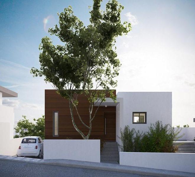 Two 4-Bedroom Villas for sale in Paphos' Myrtus Residences