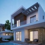 Seven 3-Bedroom Villas for sale in Paphos' Myrtus Residences