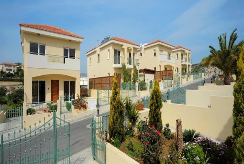 3 Bedroom Villas For Sale in Limassol's Acropolis Hills