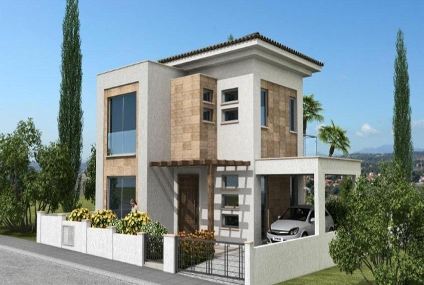 Four 2-Bedroom Maisonettes For Sale in Limassol'sSunrise Moni