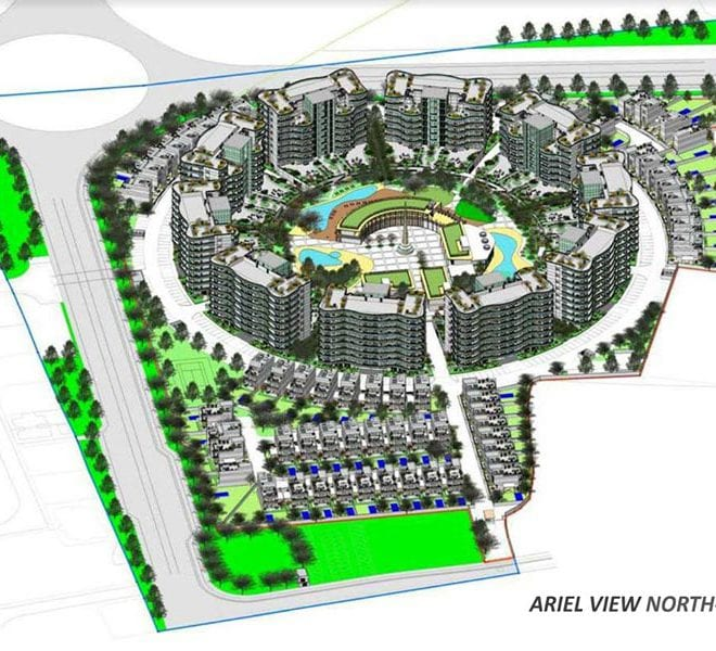 Larnaca's Latest Eco Development, The Menoupolis Resort