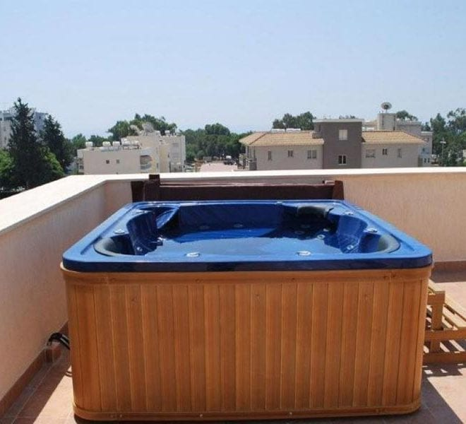 2 Bedroom Luxury Penthouse Apartment For Sale in Limassol