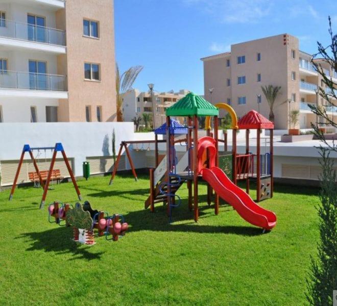 Luxurious 3 Bedroom Resort Apartment For Sale In Paphos