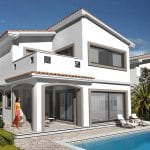 Three 3 Bedroom Luxury Villas for Sale in Peyia