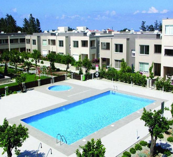 2 Bedroom Apartments for sale in Paphos in Zephyros Village