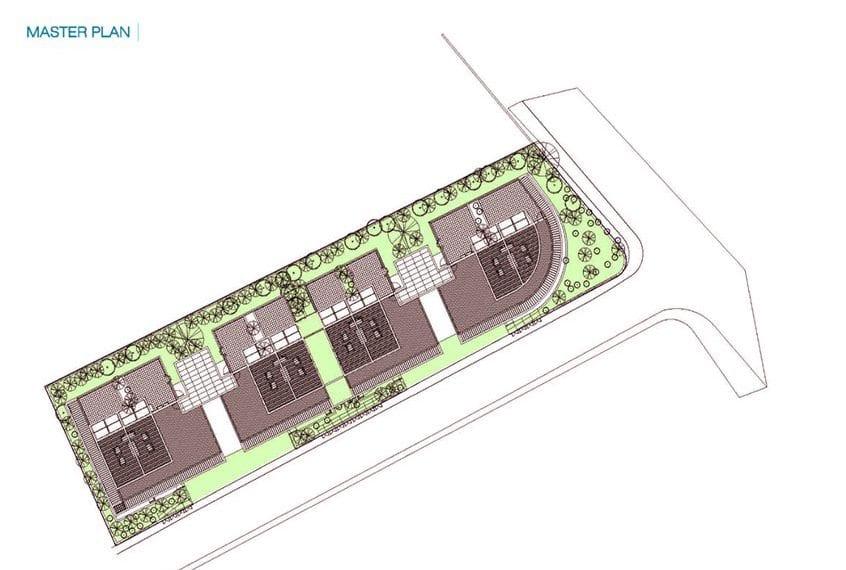3 Bedroom apartments for sale in Paphos' Park Avenue