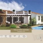 Villa for sale in Paphos, Venus Rock Resort, Villa Type Daphne