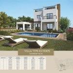 Villa for sale in Paphos, Venus Rock Resort, Villa Type Euterpe