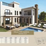Villa for sale in Paphos, Venus Rock Resort, Villa Type Marisa